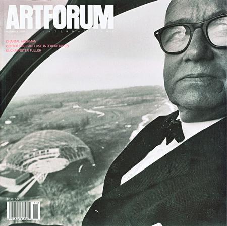 Artforum - Nov 2008